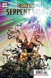 Conan Serpent War #4 (Of 4)