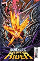 Revenge Of Cosmic Ghost Rider #2 (Of 5)