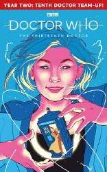 Doctor Who 13th Season Two #1 Cvr A Ganucheau