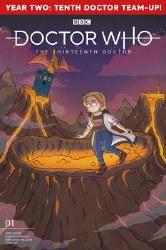 Doctor Who 13th Season Two #1 Cvr E Graley