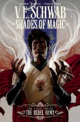 Shades Of Magic Steel Prince Rebel Army Tp