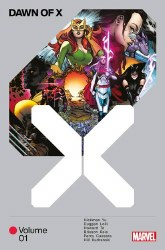 Dawn Of X Tp Vol 01