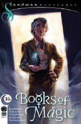 Books Of Magic #16 (Mr)