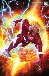Flash Forward #5 (Of 6) Var Ed