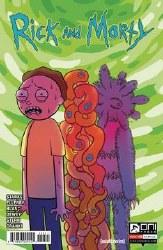 Rick & Morty #58 Cvr B Spano (C: 1-0-0)