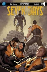 Catalyst Prime Seven Days #4 (Of 7)
