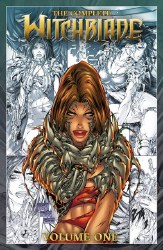Comp Witchblade Tp Vol 01 (Mr)