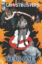 Ghostbusters Year One #1 (Of 4) Cvr A Shoening (C: 1-0-0)