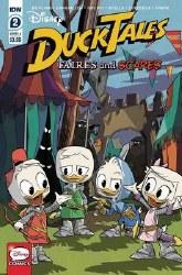 Ducktales Faires & Scares #2 (Of 3) Cvr A Various (C: 1-0-0)