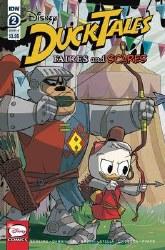 Ducktales Faires & Scares #2 (Of 3) Cvr B Various (C: 1-0-0)