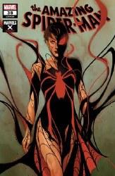 Amazing Spider-Man #38 Noto Marvels X Var