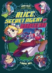 Alice Secret Agent Of Wonderland Yr Gn (C: 0-1-0)