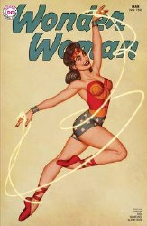 Wonder Woman #750 1950s Var Ed (Note Price)