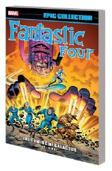Fantastic Four Epic Collection Coming Galactus Tp New Ptg