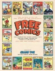 Free Comics Untold Story Of Giveaways Hc (C: 0-1-2)