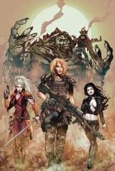 Monster Planet #5 (Of 5) Cvr A Johnson