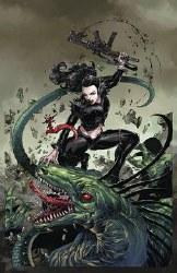 Monster Planet #5 (Of 5) Cvr B Tolibao