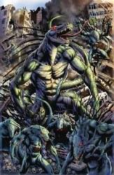 Monster Planet #5 (Of 5) Cvr D Jansen