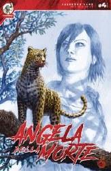 Angela Della Morte #4 (Of 4)