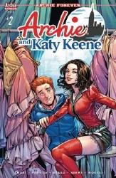 Archie #711 (Archie & Katy Keene Pt 2) Cvr A Braga