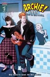 Archie 1955 #5 (Of 5) Cvr C Nord