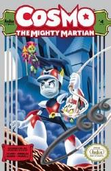 Cosmo Mighty Martian #4 (Of 5) Cvr A Yardley