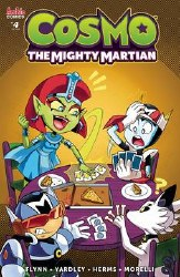 Cosmo Mighty Martian #4 (Of 5) Cvr C Hernandez