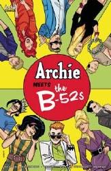 Archie Meets B-52s #1 Cvr D Eisma