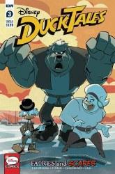 Ducktales Faires & Scares #3 (Of 3) Cvr B Ghiglione & Stella