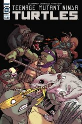 Tmnt Ongoing #103 Cvr A Campbell (C: 1-0-0)