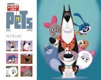 Secret Life Of Pets 2 Pets Life Gift Book Tp