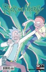 Rick & Morty #59 Cvr A Ellerby (C: 1-0-0)