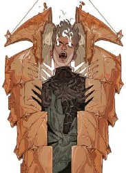 Dragon Age Blue Wraith #2 (Of 3)