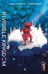 Invisible Kingdom #10 (Mr)