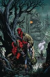 Hellboy & Bprd Return Of Effie Kolb #1 (Of 2) Cvr A Howard