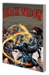 Black Widow Marvel Team-Up Tp