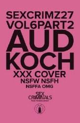 Sex Criminals #27 Xxx Koch Var (Mr)