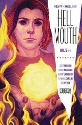 Buffy Vampire Slayer Angel Hellmouth #5 Cvr A Frison