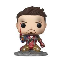 Pop Avengers Endgame I Am IronMan Px Gid Dlx Vin Fig (C: 1-