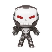 Pop Marvel Punisher War Machine Px Fig (C: 1-1-1)