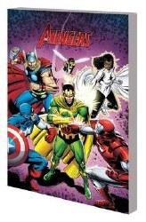 Legends Of Marvel Tp Avengers