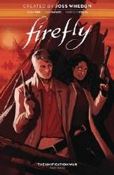 Firefly Unification War Hc Vol 03 (C: 0-1-2)