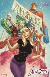 Avengers #31 Jsc Gwen Stacy Var