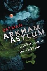 Batman Arkham Asylum New Edition Hc
