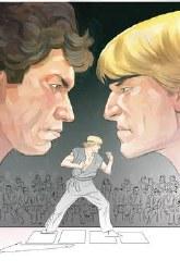 Cobra Kai Karate Kid Saga Continues #1 Directors Cut
