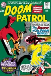 Doom Patrol The Silver Age Tp Vol 02