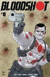 Bloodshot (2019) #0 Cvr C Portela