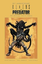 Aliens Vs Predator 30th Anniv Original Comic Series Hc (C: 0