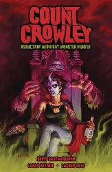 Count Crowley Reluctant Monster Hunter Tp (C: 0-1-2)