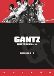 Gantz Omnibus Tp Vol 05 (C: 1-1-2)